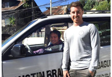 Honest Filipino Taxi Driver Who Helped Aussie Businessman Receives Life-Changing Scholarship