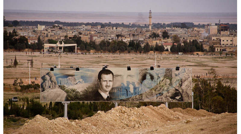 How the Syrian Civil War is Creating a Nation of Exiles