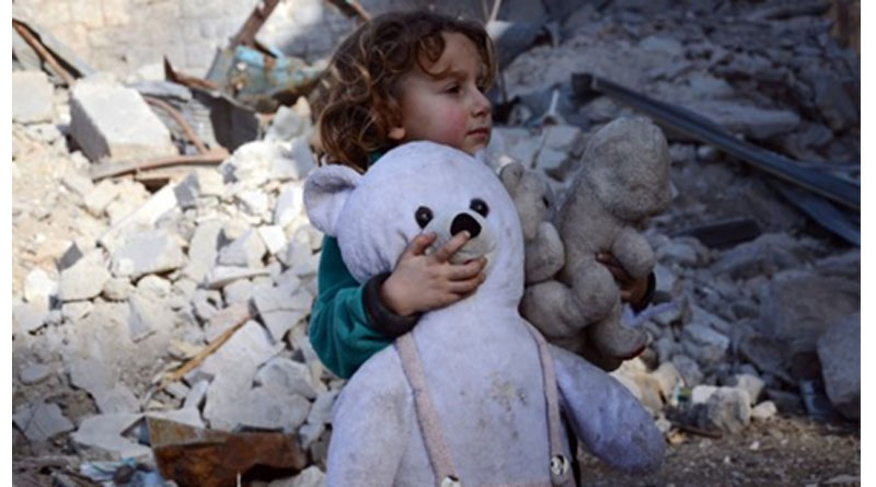 Syrian Children in State of 'Toxic Stress', Save the ...