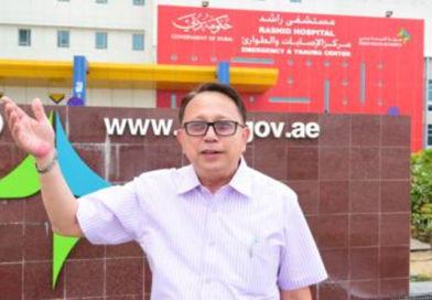 Selfless Filipino Social Worker in Dubai Praised for His Work