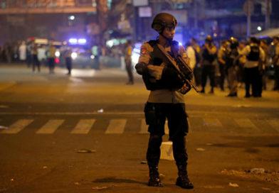 Jakarta Suicide Bombing Kills 3 Police Officers