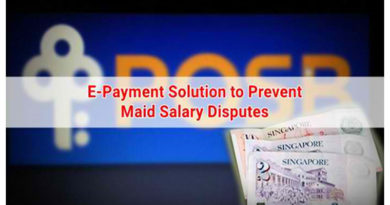 Singapore Bank POSB Introduces E-Payments to Prevent Maid Salary Disputes
