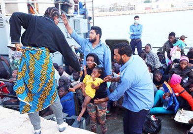 54 dead, 10,000 Migrants Rescued Off Libya