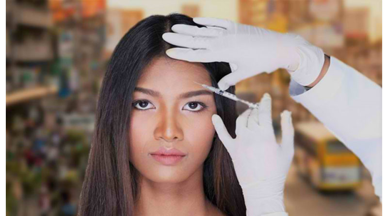 Under the Knife: Filipinos' Attitude Towards Plastic Surgery