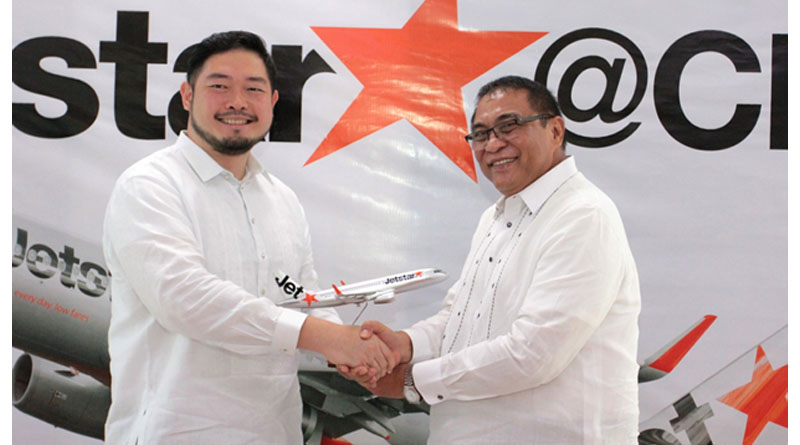 Jetstar to Launch Clark-Singapore Budget Flights in November