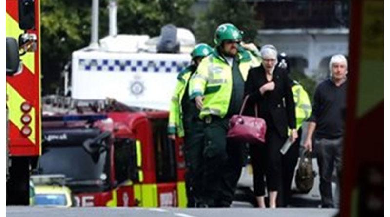 Terror Threat sa UK, Itinaas na sa 'Critical' Level