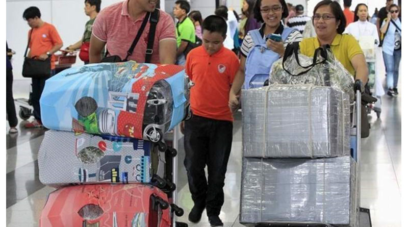 Now Uae Filipinos Can Pay Terminal Fees During Flight