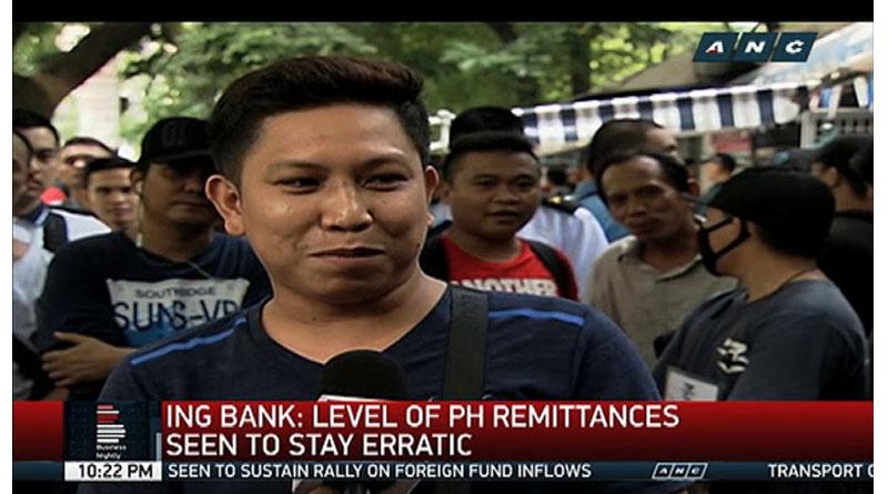 Cash Remittances Notch Fastest Rise in 5 Months