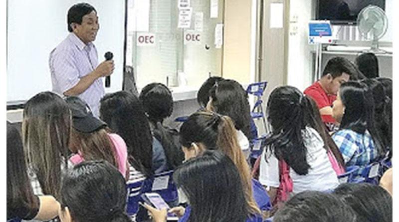 Saudi, Britain Open Doors to DH Nurses; Japan Next