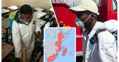 Black Death Epidemic at CRISIS POINT: Madagascar Plague Cases Rise 37 Per Cent in 5 Days