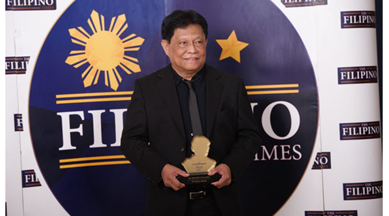 72-year-old TFT Rizal Awardee Advocates Post-Grad Studies Among OFWs