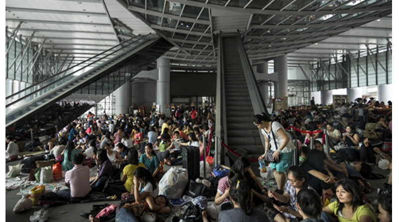 Thousands of Filipino Domestic Helpers to See Arrival in Hong Kong Halted Over Recruitment Concerns