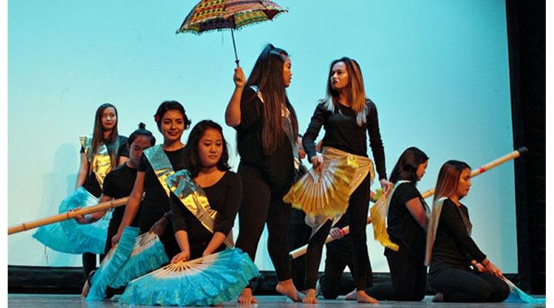 Filipino Students Shine at Filipino Culture Night