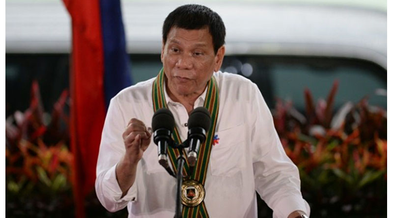 Duterte to OFW Returnees: 'I Don't Want to See You Inside the Casino. I Will Kill You'