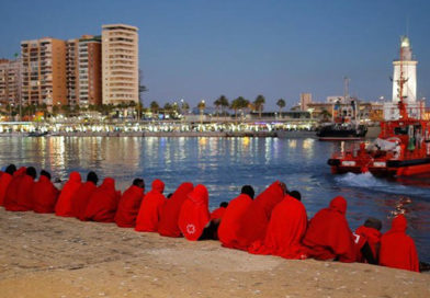 More than 100 Migrants Rescued
