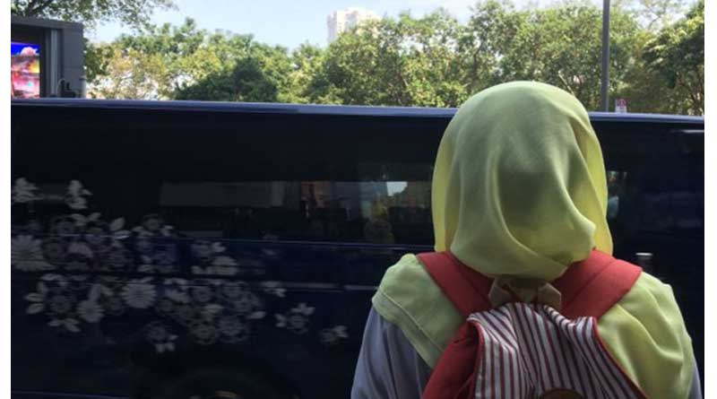 Abused Maid Pledges to Fight for Workers' Rights