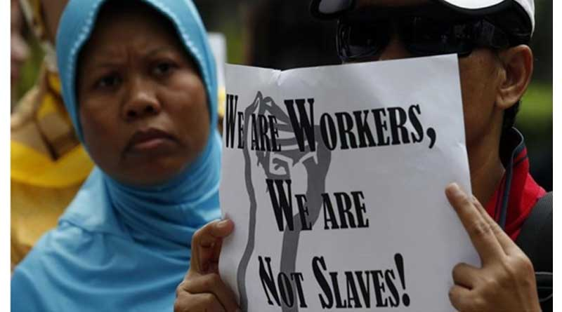 If You Don't Like It Here, Get Out: Why Hong Kong's Downtrodden Domestic Helpers Can Never Win