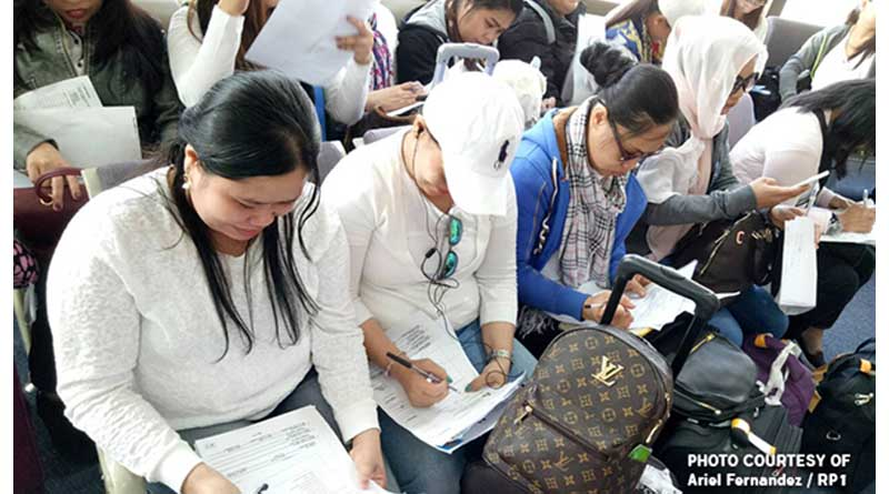 PH Recruiters Worry About Collapse in OFW Remittances Due to Deployment Ban
