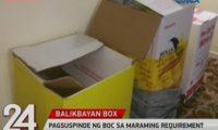 24 Oras: Pagsuspinde ng BOC sa maraming requirement sa pagpapadala, ginahawa para sa mga OFW