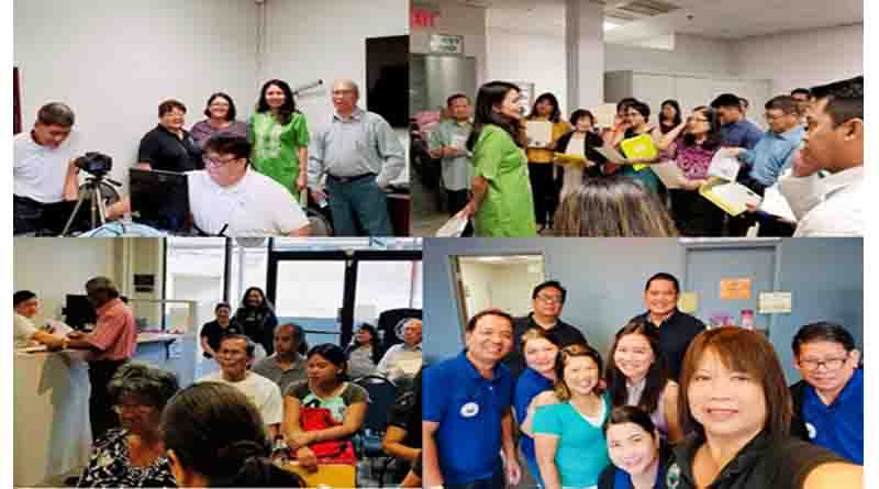 PH Consulate General in Honolulu Conducts Mobile Consular